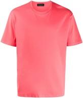 Roberto Collina boxy round neck T-shirt