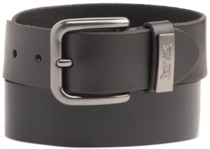 Levi's Men's Leather Belt