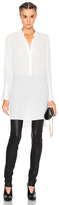 McQ Tunic Top in White.