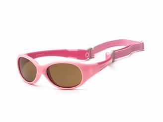 Koolsun Children's Sunglasses Flex 3-6 Years Pink