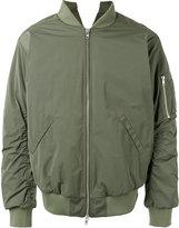 Martine Rose - zip pocket bomber jacket - unisex - Nylon - XS