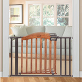 """Summer Infant Decorative Wood and Metal 60"""" Expansion Gate"""