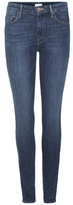 Mother Looker High-waisted Skinny Jeans