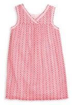 Vineyard Vines Toddler's, Little Girl's & Girl's Island Whale Tail Cotton Dress