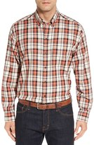 Cutter & Buck Men's Big & Tall 'Upland' Classic Fit Plaid Sport Shirt