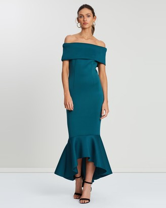 Loreta Avenue Scuba Dress