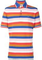 Vivienne Westwood Man striped polo shirt