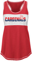 Majestic Women's St. Louis Cardinals Gametime Glitz Tank Top