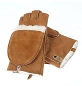Mackage Orea Fingerless Gloves And Mittens For Women In Camel