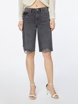 Frame Denim Imaan x Le Twisted Baggy Short