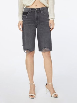 Frame Imaan x Le Twisted Baggy Short