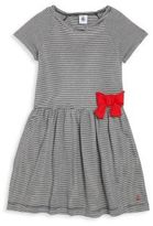 Petit Bateau Toddler's & Little Girl's Striped Dress