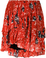 IRO layered skirt