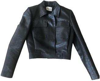 Pallas Navy Cotton Jackets