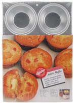 "Wilton Jumbo Muffin Pan - 6 Cavity 4"" x 2"""