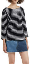 French Connection Tim Tim Stripe Top