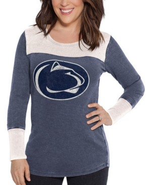Touch by Alyssa Milano Women's Penn State Nittany Lions Thermal Long Sleeve T-Shirt