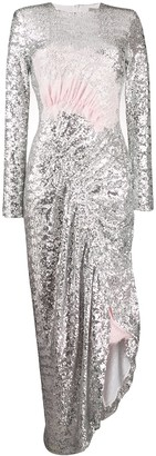 Preen by Thornton Bregazzi Wilda sequin dress