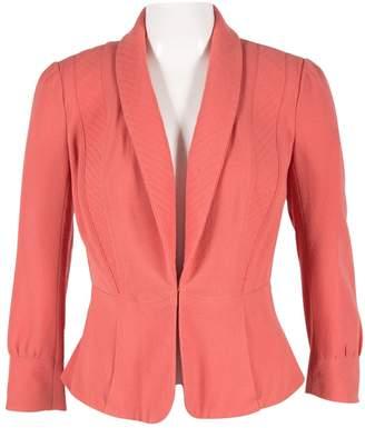 Mayle \N Pink Wool Jacket for Women