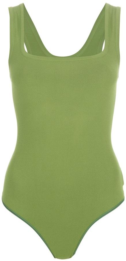 Alaia sleeveless bodysuit
