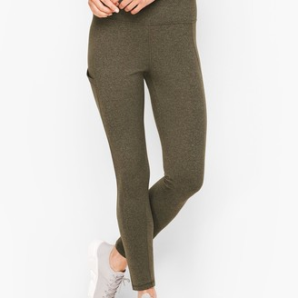 Talbots Textured Slip Pocket Leggings