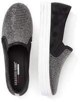Penningtons Skechers Wide-Width Beaded Slip On Shoes with Rhinestones