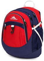 High Sierra Colourblock Fatboy Backpack