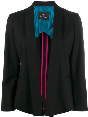 Paul Smith open front blazer