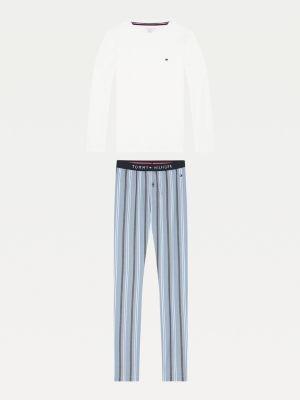 Tommy Hilfiger Striped Pyjamas