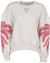 Stella McCartney Embroidered Palm Sweatshirt