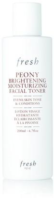 Fresh Peony Brightening Moisturizing Facial Toner