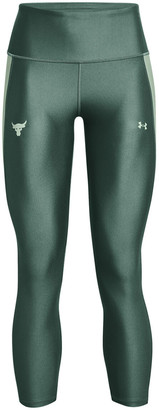 Under Armour Womens Project Rock 7/8 Tights