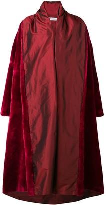 Dolce & Gabbana Pre Owned 1990 Oversized Coat