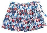 Milly Minis Wrap Skirt