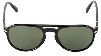 Persol 52MM Aviator Sunglasses