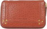 Jérà ́me Dreyfuss Julien square zipped wallet