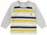 Petit Bateau Baby boys striped T-shirt