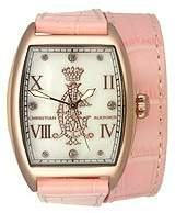 Christian Audigier Women's SPE 618 Intensity Entice Pink Watch
