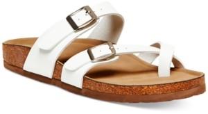 Madden-Girl Bryceee Footbed Sandals