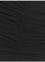 Rick Owens LILIES jersey fishtail maxi skirt
