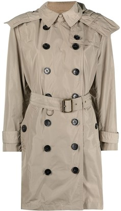Burberry Pre-Owned Double-Breasted Trench Coat