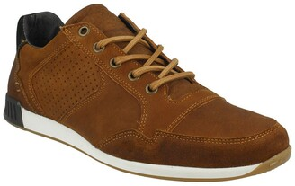 Bullboxer Perforated Leather Sporty Sneaker