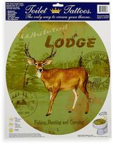 Bed Bath & Beyond Toilet Tattoos® Deer Lodge in Round