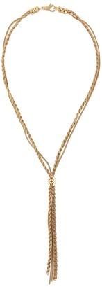 Emanuele Bicocchi Double Chain Drop Necklace