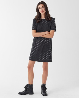 Splendid Eclipse Sandwash Studded Dress