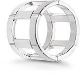 Georg Jensen Sterling Silver Wheel Aria Ring