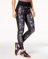Jessica Simpson The Warm Up Illusion Active Leggings