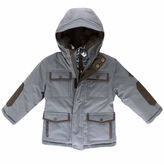 Asstd National Brand Boys Heavyweight Parka-Preschool