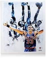Steiner Sports Patrick Ewing Light Canvas Print