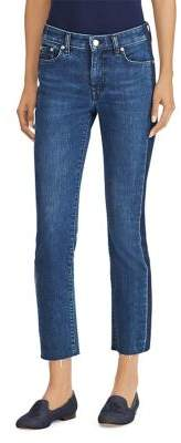 Super Stretch Premier Straight-Fit Jeans